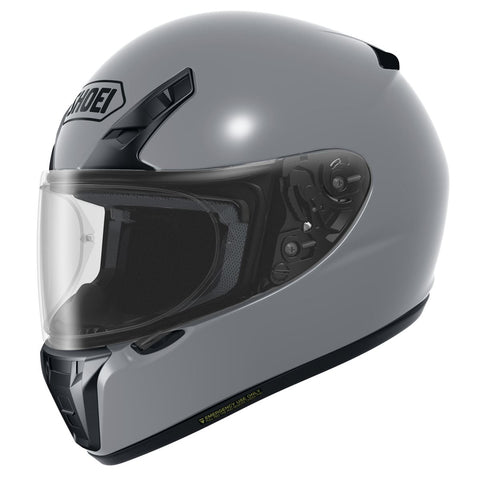 Casque de moto Shoei RYD Plain Basalte Grey