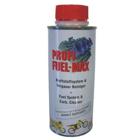 Profi Fuel Max Fuel System Carburetor Cleaner for Motorcycle Scooter Quad 270 mL