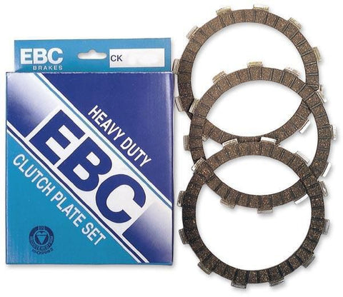 Yamaha XT125 R X Clutch Friction Plates EBC CK2254 2005-06