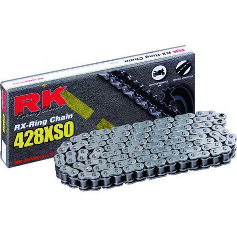 Rk Racing 428-132 X Ring Drive Chain Yamaha YZF-R125 MT125 WR125
