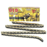 Yamaha MT-07 DID VX2 Chain And Sprocket Set Gold