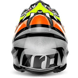 Casque de moto Airoh Aviator 2.2 Off Road - Revolve Orange