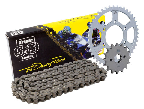 Ducati Monster 750 O-Ring Chain and Sprocket Set 98-01