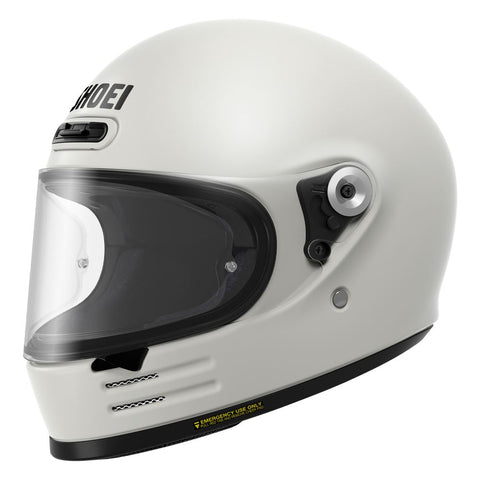 Casque de moto Shoei Glamster Off Blanc