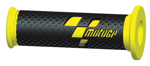 MOTO GP RACE GRIP BLACK YELLOW
