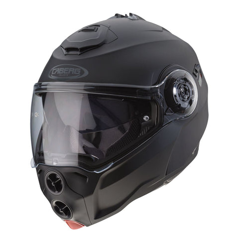 Caberg Droid Motorcycle Helmet Matt Black