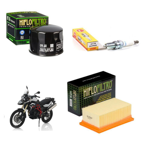 BMW F800 GS Basic Service Kit 2008-16