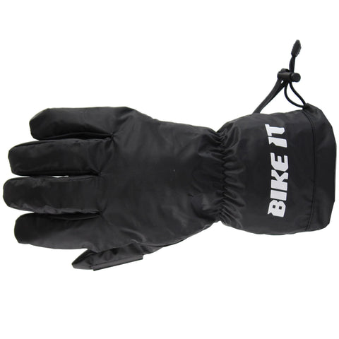 Bike It 5 Finger Rain Over-Gloves