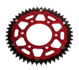 Yamaha YZF-R125 MT125 Red Rear Road Racing Sprocket ZF 1844-48