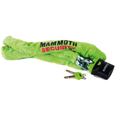 Mammoth 1.8m Lock & Chain