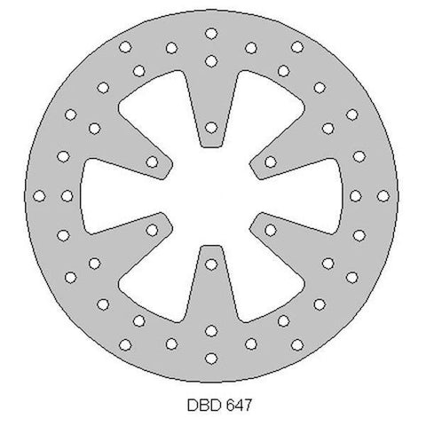 Aprilia RS125 Delta Rear Brake Disc 2006-14