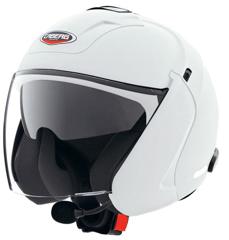 Caberg Downtown S BT * Motorcycle Helmet White