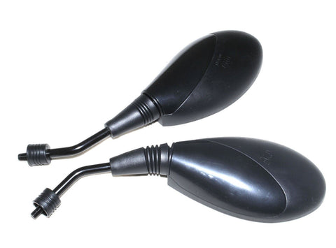 Universal Motorbike / Scooter Mirrors 8mm Thread