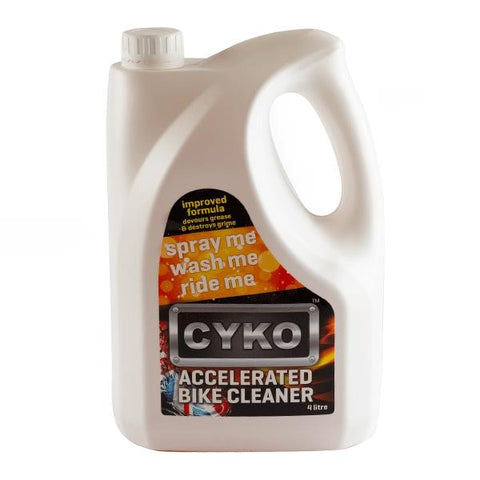 CYKO Motorcycle ABC Advanced Bike Cleaner : 4 Litre
