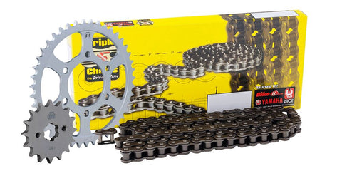 Aprilia RS125 O-Ring Chain and Sprocket Set 1993-2003