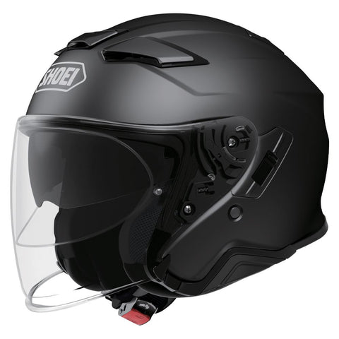 Shoei J-Cruise 2 Plain Motorcycle Helmet Matt Black