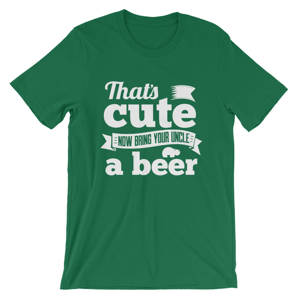 That's Cute - Short-Sleeve Unisex T-Shirt