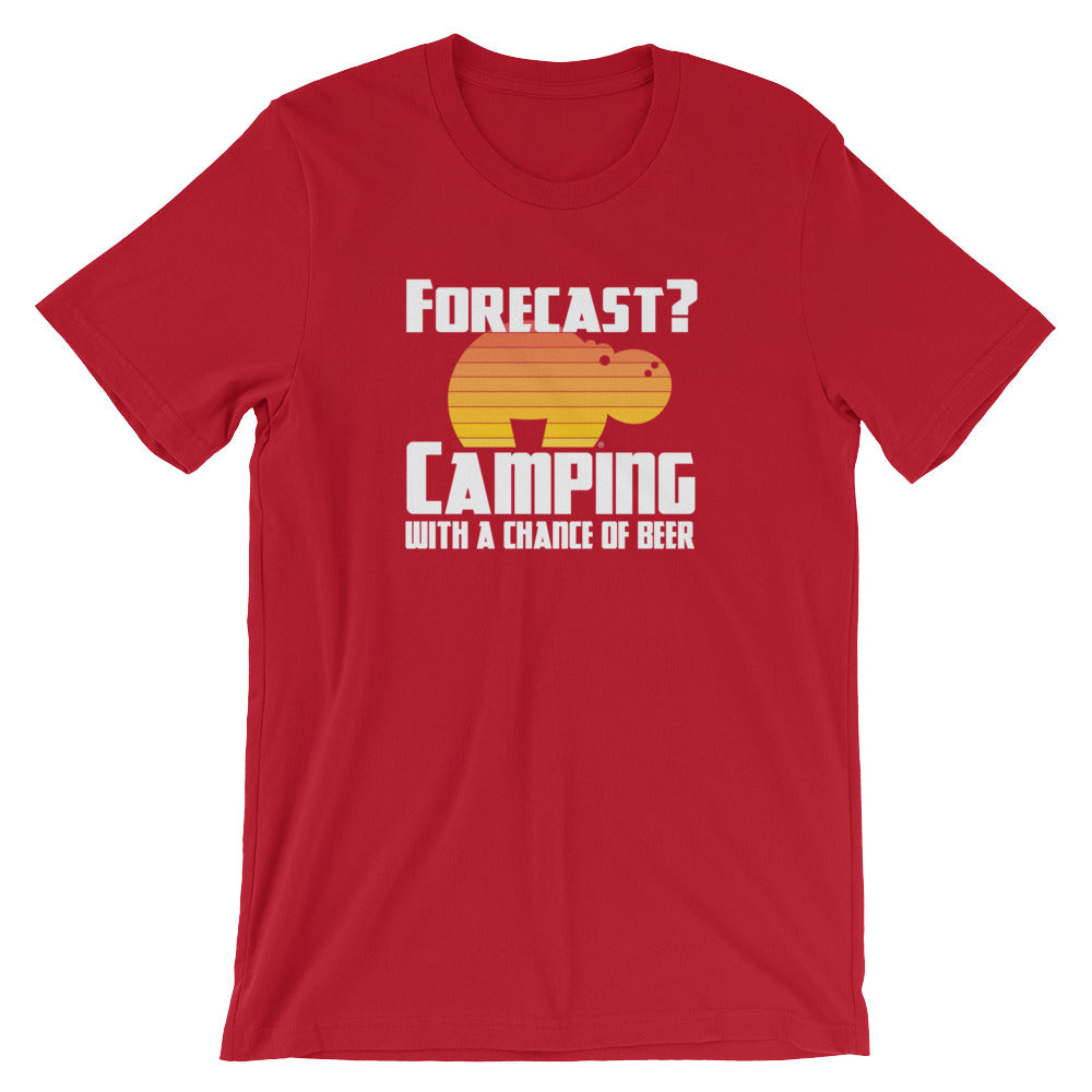 Forecast - Short-Sleeve Unisex T-Shirt