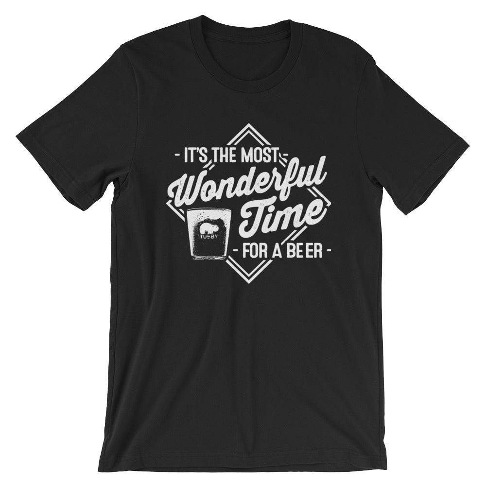 Wonderful Time - Short-Sleeve Unisex T-Shirt
