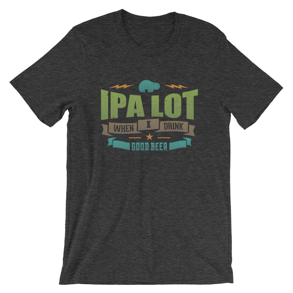 IPA LOT - Short-Sleeve Unisex T-Shirt