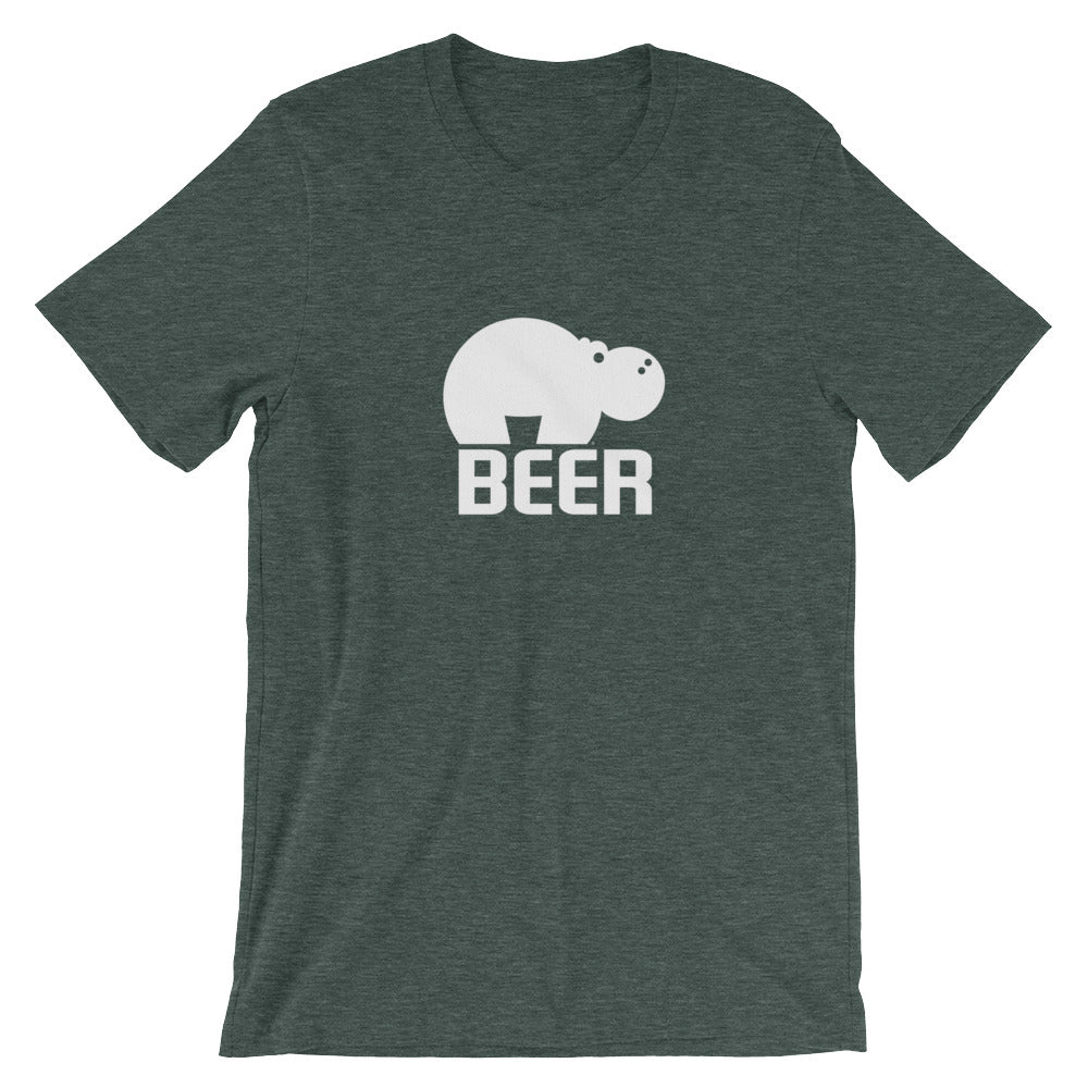 Beer - Short-Sleeve Unisex T-Shirt