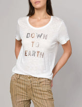 "T-Shirt ""down to earth"""