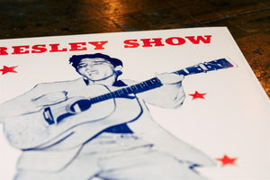 Load image into Gallery viewer, Elvis Presley Concert Poster