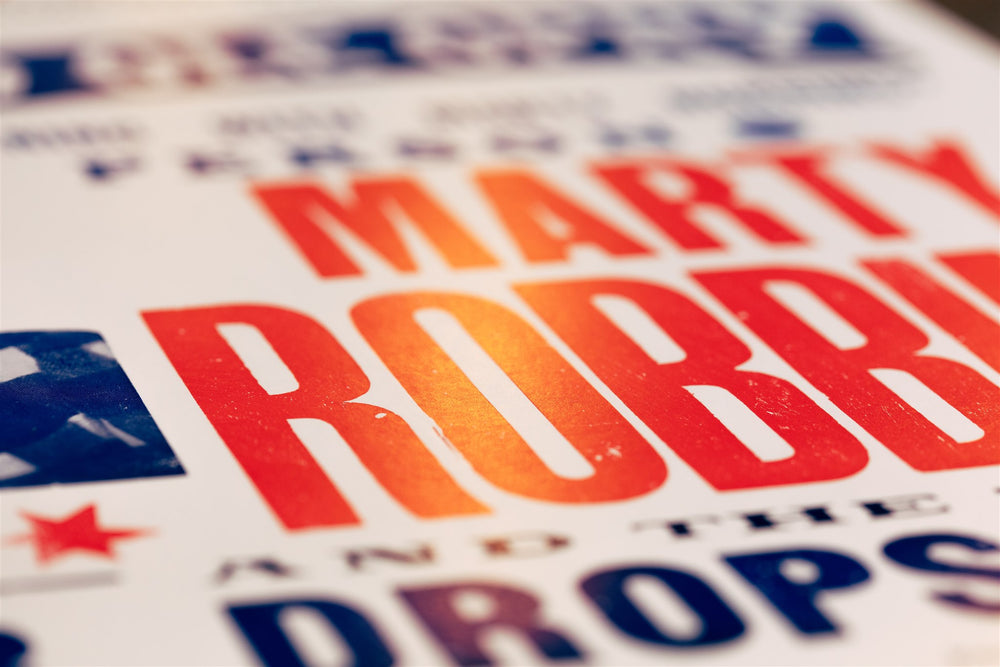 Load image into Gallery viewer, Marty Robbins Poster