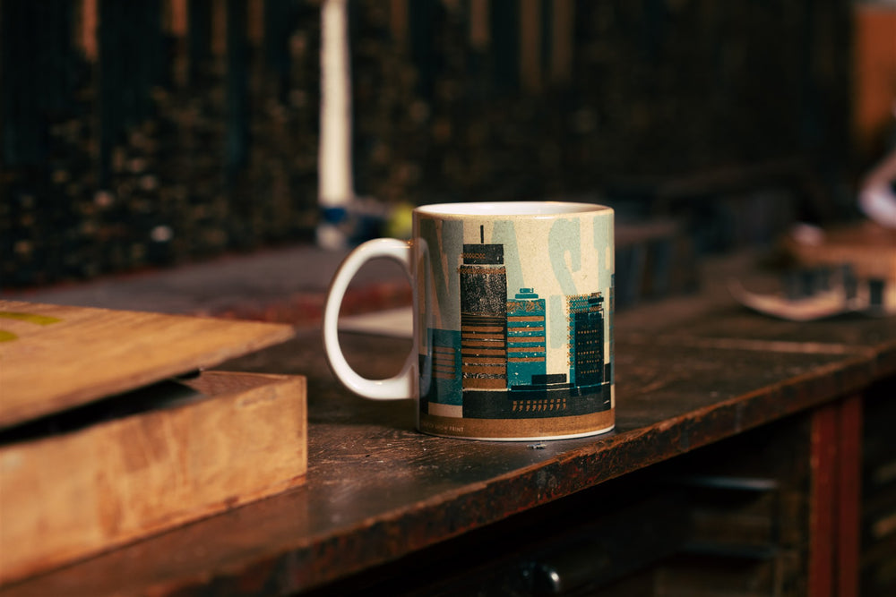 Load image into Gallery viewer, Nashville Skyline Mug