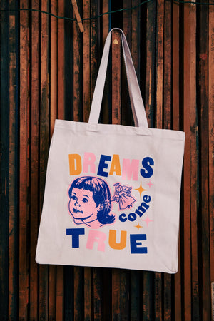 Dreams Come True Tote Bag