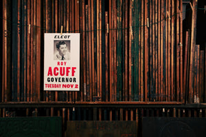 Load image into Gallery viewer, Acuff Governor Poster