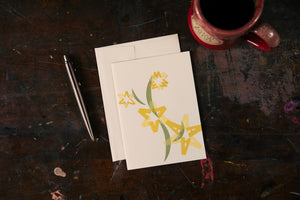 Load image into Gallery viewer, Gladiolas Card