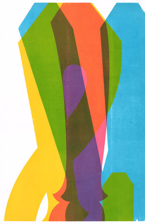 Load image into Gallery viewer, David Wolske: Synaesthetica No.2 Print