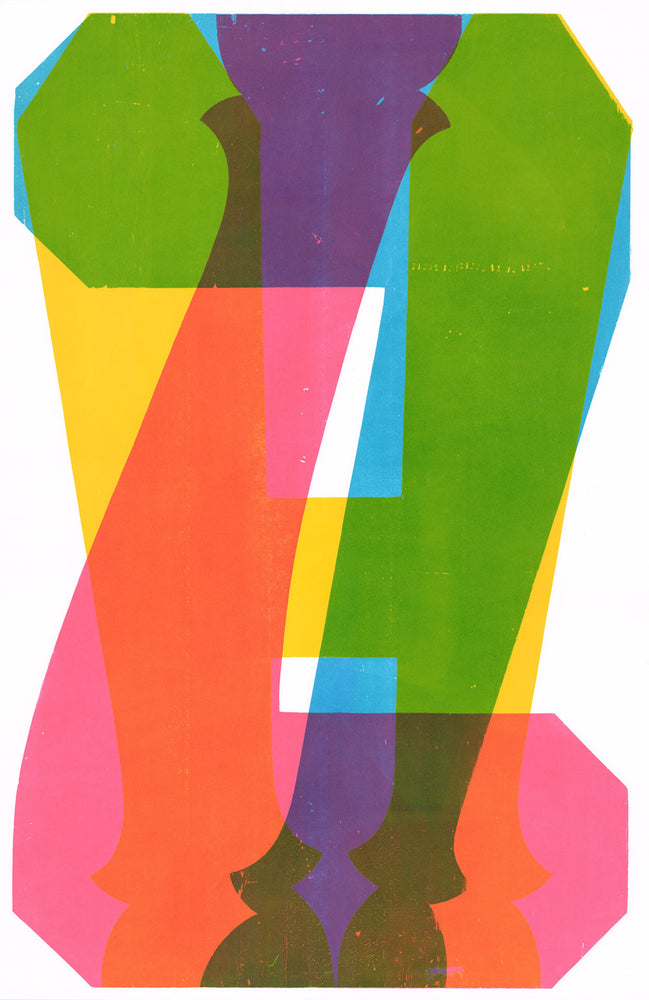 Load image into Gallery viewer, David Wolske: Synaesthetica No.3 Print