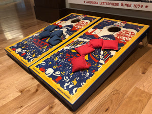 Hatch Cornhole Board