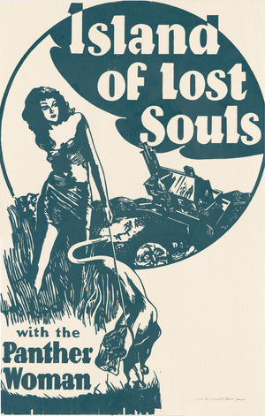Island of Lost Souls Print