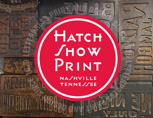 Load image into Gallery viewer, Hatch Show Print: Letterpress Print and Design Since 1879 Book