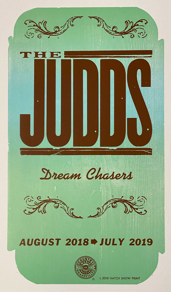 Load image into Gallery viewer, The Judds Exhibit Poster