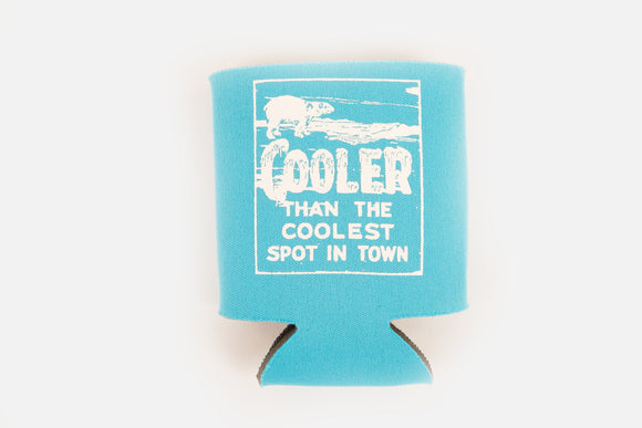COOLER THAN THE COOLEST KOOZIE