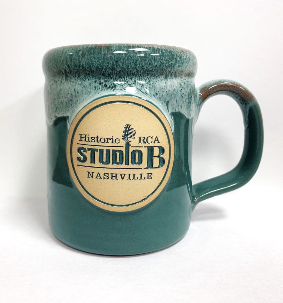 Load image into Gallery viewer, Historic RCA Studio B Pottery Mug