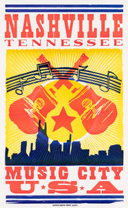Nashville Music City USA