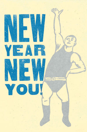 New Year New You Card