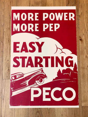 Load image into Gallery viewer, Peco Gas Print