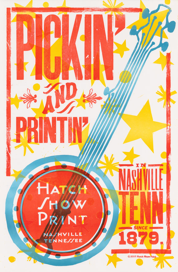 Pickin and Printin