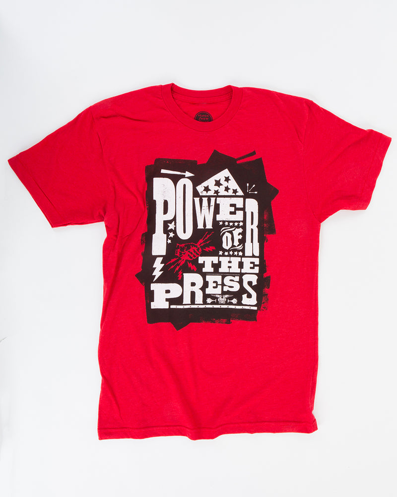 Power of the Press T-Shirt