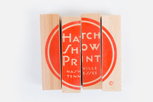 Hatch Wood Puzzle