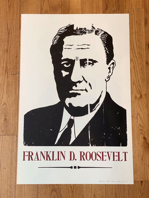Load image into Gallery viewer, Franklin D. Roosevelt Print