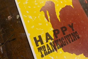 Load image into Gallery viewer, Thanksgiving Poster