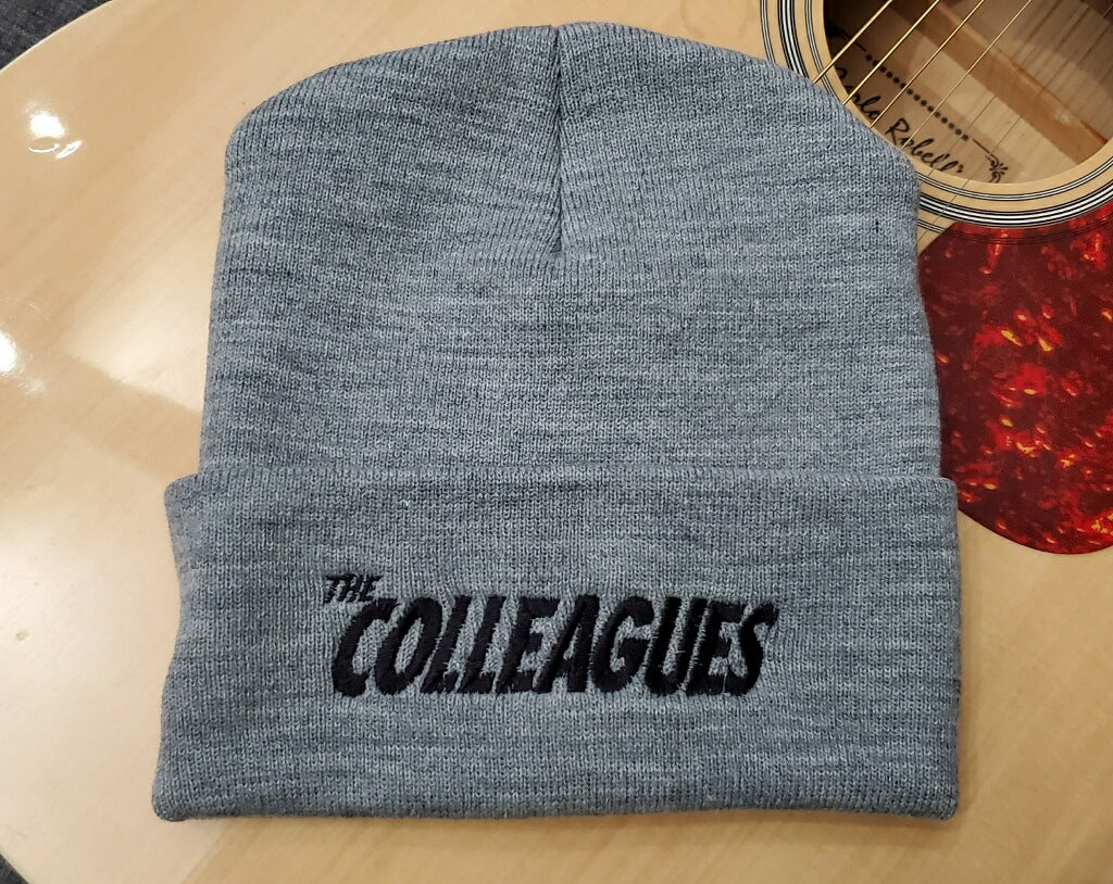 Heather Grey Colleagues beanie