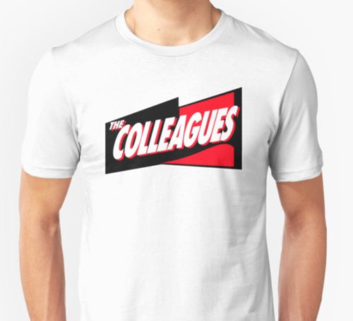 Men's Red Velvet Colleagues tshirt